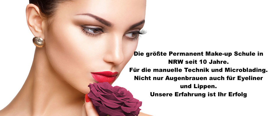 Permanent Make-up Ausbildung Microblading