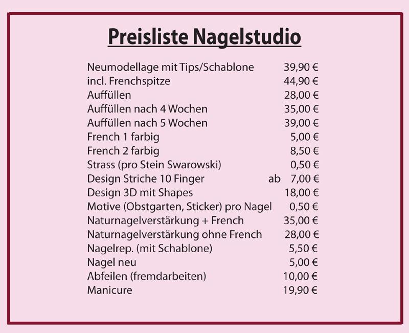 Preisliste_Nagelstudio