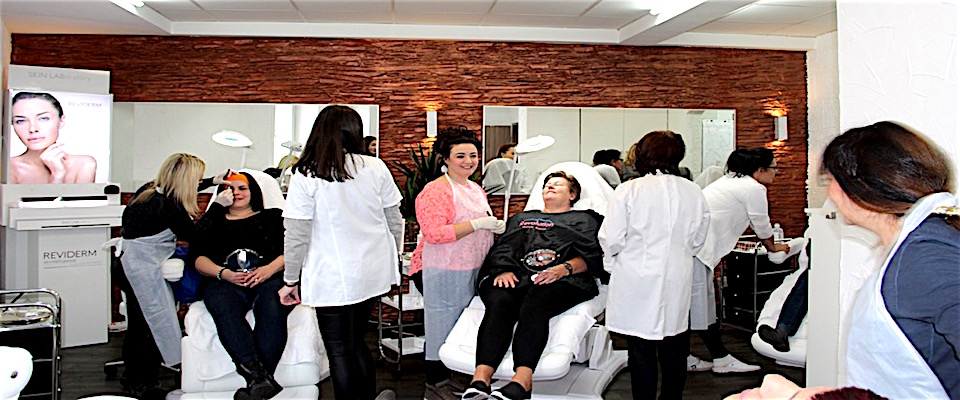 Permanent Make-up Microblading Schulung