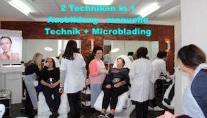 Microblading ausbildung