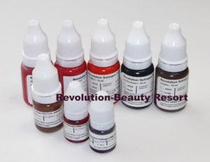 Permanent Make-up Farben